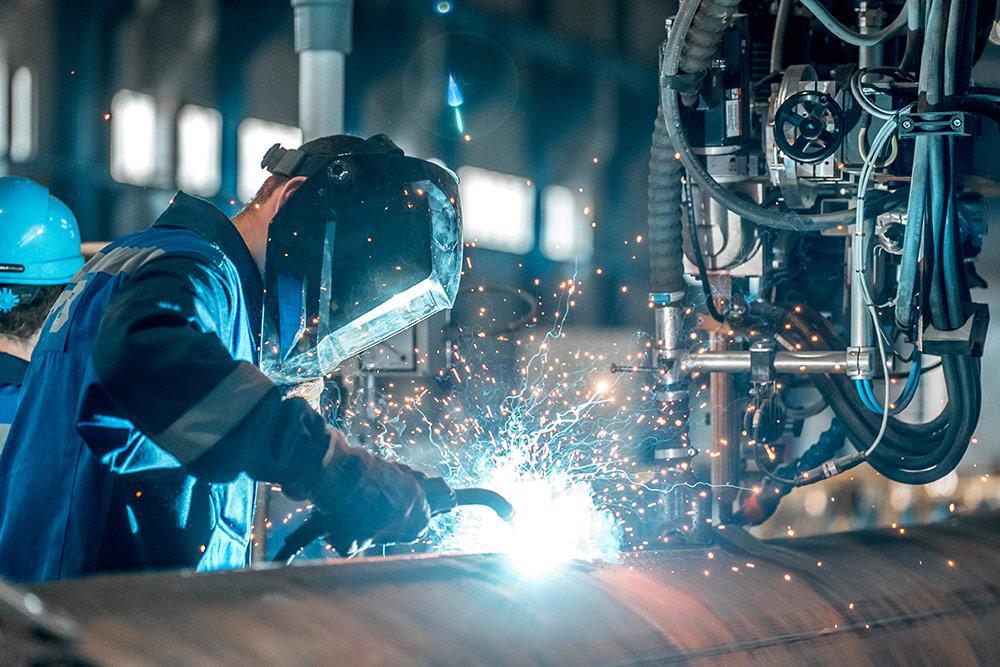 A melhor solução em caldeiraria e serralheria industrial - Canários Manutenção Canários Manutenção